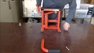 Portable Motorcycle Lift Jack - GENSSI
