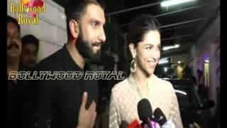 'Screening of the film 'Bajirao Mastani' with bollywood celebs Part  2