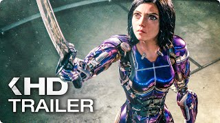 ALITA: Battle Angel Trailer 3 (2019)