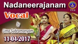 SVBC TTD-Nadaneerajanam 11-04-17