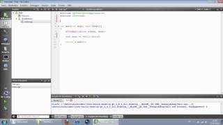 C++ Tutorial mit QT Creator für Anfänger [ Tutorial ] Part 1
