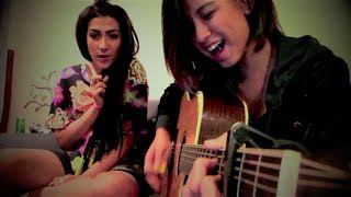 """Steph Micayle & Lily Vamos - """"Problem"""" Acoustic Cover"""