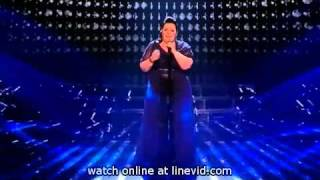 MUST SEEMary Byrne sings There You  39 ll Be   The X Factor Live show 5  Full Version