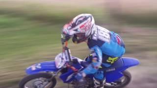 Oscar Brix Motocross Training at Home