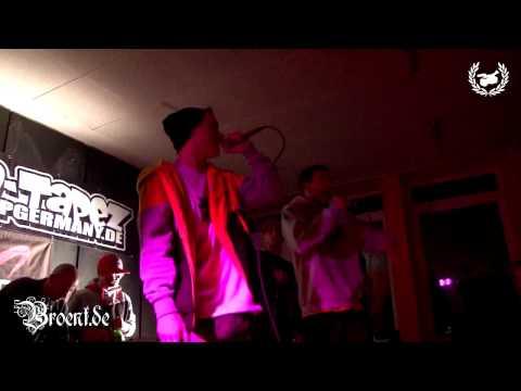 Dirty Deckz  live at 6 Jahre Troya Tapez Jam 2011