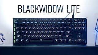 Razer Blackwidow Lite Keyboard Review!
