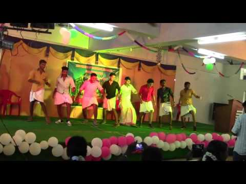 King College funny Dance 2k16
