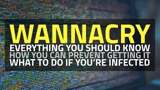 WannaCry Ransomware | What It Is, How to Avoid It, What to Do if Infected
