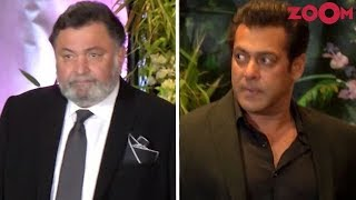 Rishi Kapoor Upset With Salman Khan