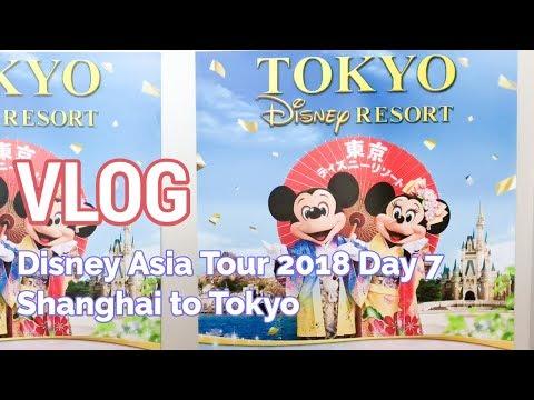 Xxx Mp4 VLOG Disney Asia Tour Day 7 Shanghai To Tokyo 3gp Sex