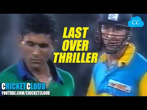 LAST OVER THRILLER - UNBELIEVABLE FINISH - Asia vs Rest of World !! - YouTube Alternative Videos Watch & Download
