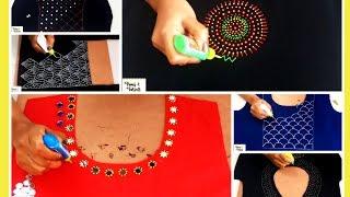 Latest Bead Work Blouse Designs 2018 Beadwork On Blouse Beadwork