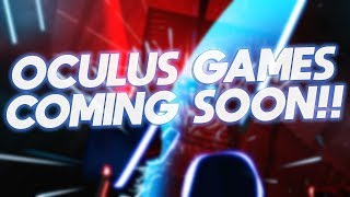 Most anticipated Oculus Rift games coming soon!! 2018