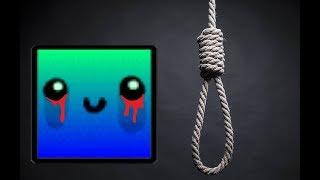 Loquendo   Creepypasta Geometry Dash   Nivel suicida