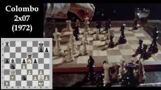 CINEMA SCACCHI 27 - Tenente Colombo 2x07 - L'ultimo scaccomatto (Columbo)