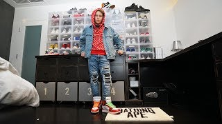 Meeting The Youngest & Biggest Hypebeast of America