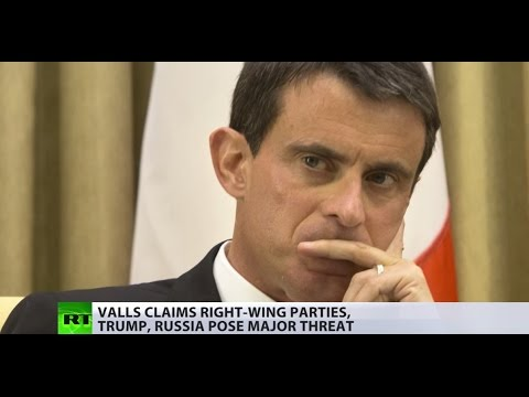 watch Right-wing, Trump's US & Putin's Russia: Former French PM Valls names 'enemies of state'