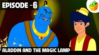 Aladdin and the Magic Lamp | Episode 6 | Arabian Nights | Magicbox