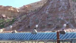 تصوير فيديو يوضح شلال ملـيجة