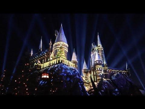Xxx Mp4 The Magic Of Christmas At Hogwarts Castle Universal Studios Hollywood Vlog 16 3gp Sex