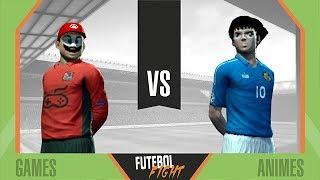 Games vs Animes - Futebol Fight