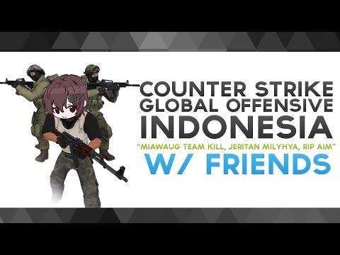 Xxx Mp4 CS GO Indonesia MiawAug Team Kill Jeritan Milyhya RIP AIM W Friends 3gp Sex