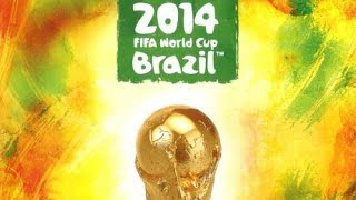 Classic Game Room - 2014 FIFA WORLD CUP BRAZIL review