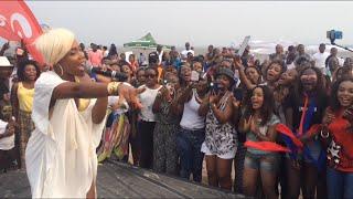 LES COULISSES DU MANAGEMENT #35 - Lynnsha en tournée à Kinshasa