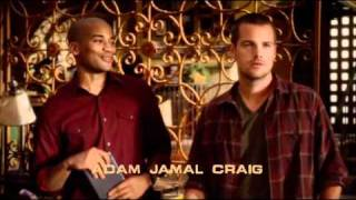 NCIS Los Angeles NEW intro for season 1