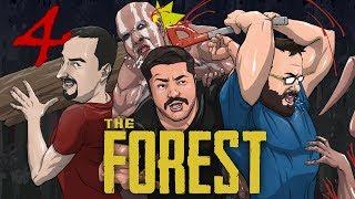 The Forest - Ep. 4 - Nos atacan un poco nada más - con Óscar y Tonacho