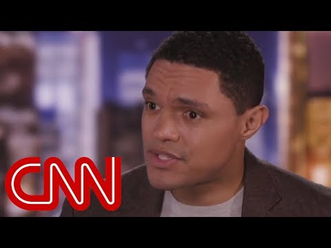 Trevor Noah Trump s focus is underestimated