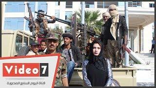 مطار عدن الدولى من الدمار إلى التأمين المشدد