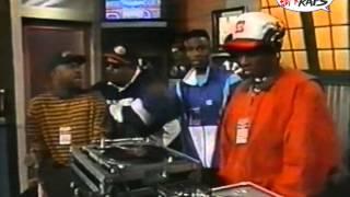 Freshco And Miz - Interview @ Yo MTV Raps 1990