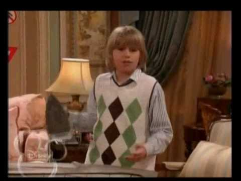 Cole Sprouse and his underwear