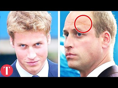 Xxx Mp4 The True Story Behind Prince William And Prince Harry S Dark Past 3gp Sex