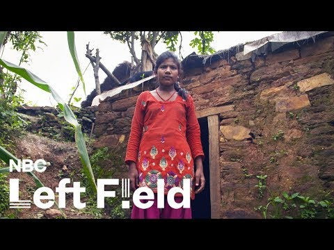 Xxx Mp4 Women In Nepal Forced In Huts During Their Periods NBC Left Field 3gp Sex