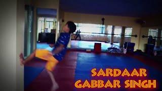 Sardar Gabbar Singh    Title Song    Kids Amazing Dance Performence