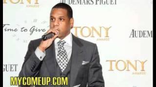 Jay Z on How Anyone could have been Bill Gates, Oprah Winfrey or Warren Buffett