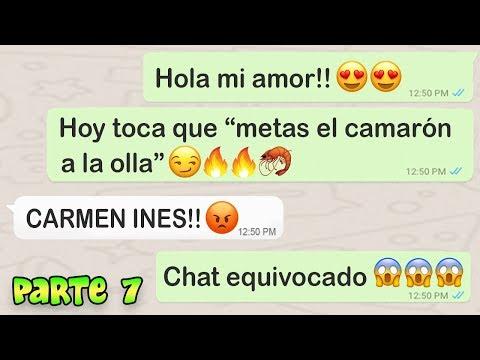 Xxx Mp4 Las 10 Conversaciones De WhatsApp Mas GRACIOSAS De La Historia Parte 7 3gp Sex