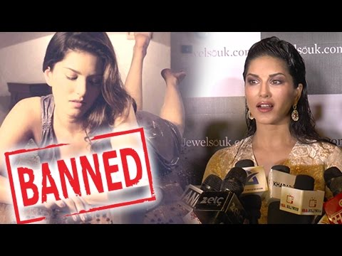 Sunny Leone REACTS On Ban On Condom Ads In India