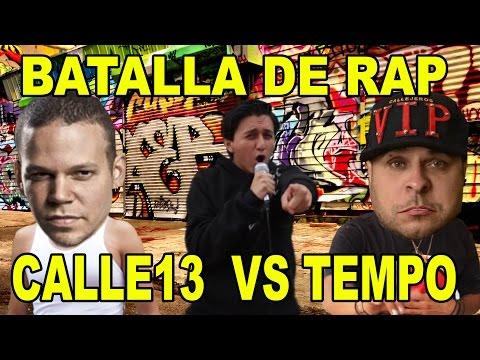Xxx Mp4 CALLE 13 VS TEMPO BATALLAS DE RAP 3gp Sex