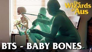 The Wizards of Aus    Behind the Scenes: Baby Bones