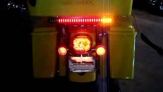 Brake Light / Turn Signal Demo - 05 Electra Glide CVO