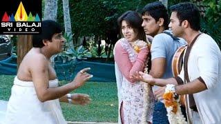 Oh My Friend Telugu Full Movie Part 7/11| Siddharth, Shruti Haasan, Hansika | Sri Balaji Video