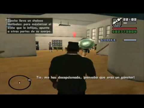 GTA San Andreas Mision 99 Última o Final Misión End Of The Line MQ