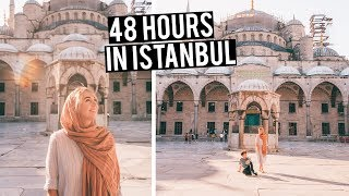 First Thoughts On Turkey - 48 Hours in Istanbul