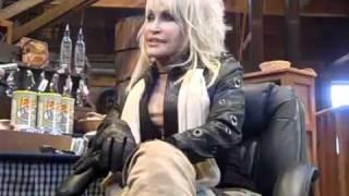 Dolly Parton talks about her Christian faith