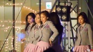 160504 현대백화점 판교점 공연 아이오아이 김세정 Crush 직캠