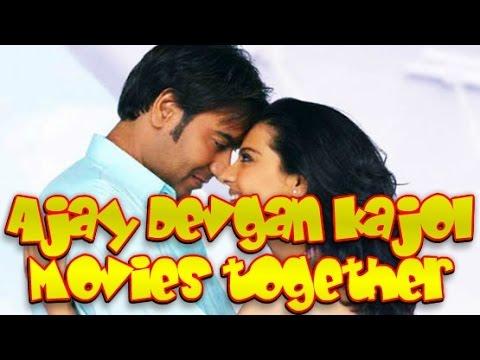 Ajay Devgan Kajol Movies together  : Bollywood Films List 🎥 🎬
