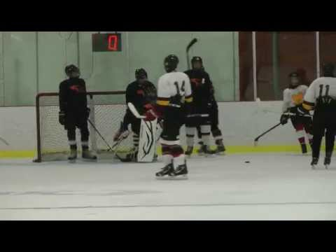 École Maurice Lapointe vs Merivale HS Hockey Game 1